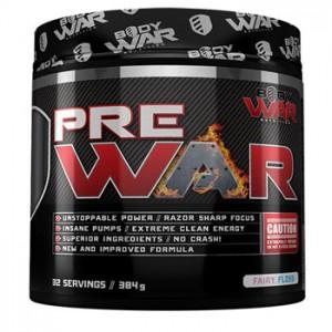 Body War Nutrition Pre-War