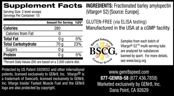 Genr8 Vitargo 770g supplement facts.jpg