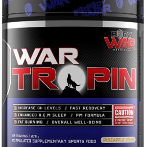 Body War Nutrition War Tropin