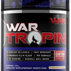 Body War Nutrition War Tropin