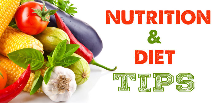 Diet & Nutrition Part One