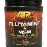 APTECH Glutamine & MSM