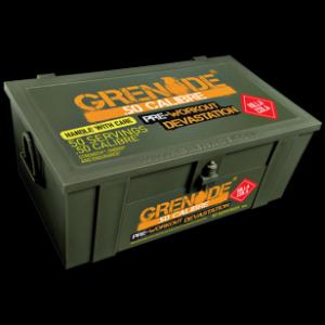 Grenade .50 Calibre Supplement