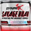 Dynamik Muscle Savage Roar Pre Workout