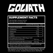 Iron Addicts Goliath