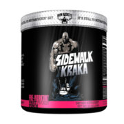 Iron Addicts Sidewalk Kraka