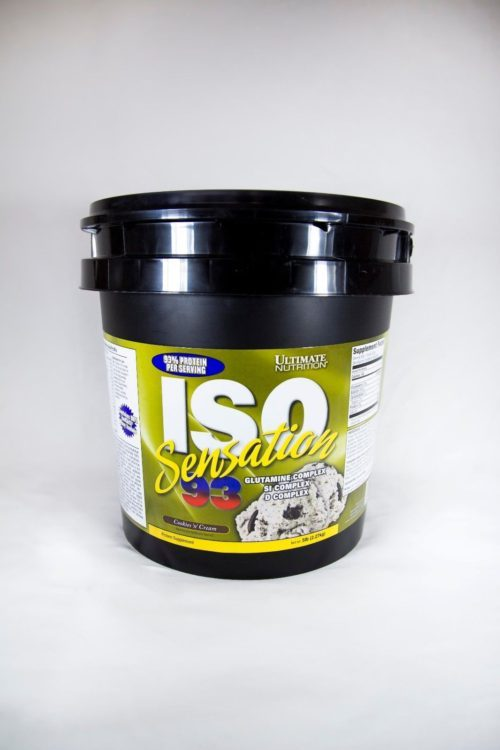 Ultimate Nutrition Iso Sensation 93