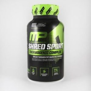 Musclepharm Shred Sport Thermogenic Fat Burner