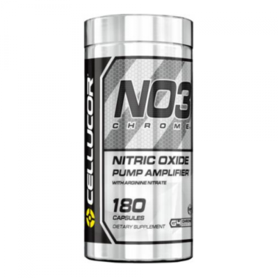 Cellucor NO3 Chrome Nitric Oxide Pump Amplifier