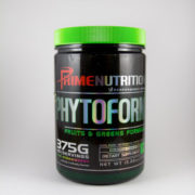 Prime Nutrition Phytoform Fruits & Greens Formula