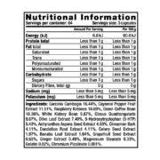 Body War Nutrition Shred 24