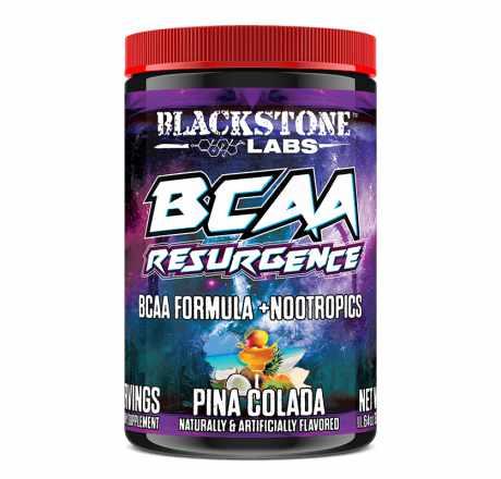 Blackstone Labs BCAA Resurgence 30 Servings - Pina Colada