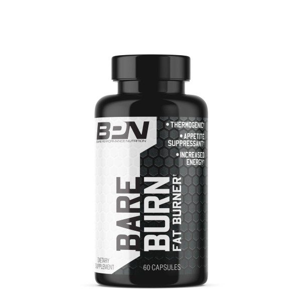 BPN BARE BURN 60 CAPSULES