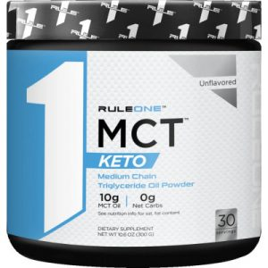 RULE 1 R1 MCT KETO 30 SERVINGS